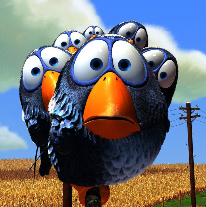 Crows Used Cars Crowsusedcars: Buon Complenno Pixar!