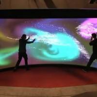 """""""Reality touchscreen"""": il touchscreen più grande del mondo"""