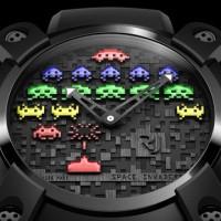 Gli orologi di Space Invaders!