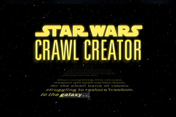 STAR WARS CREATOR