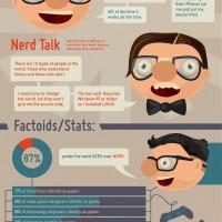 Siete Geek o Nerd? (Infografica)