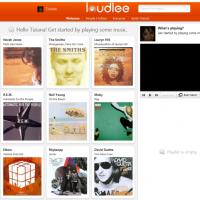 Loudlee: un social network musicale molto carino. Provalo in anteprima chiedendo l'invito su Tissy Tech :)