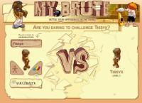 My Brute: Crea il tuo 'bruto' e sfidami