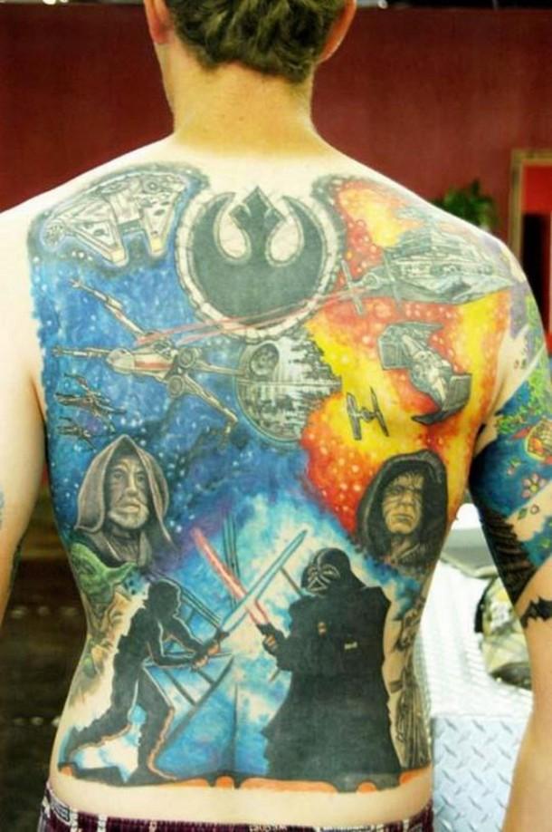 Geek Tattoos Tatuaggi Per Geek Tissy Tech