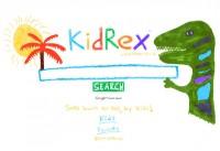 KidRex: il motore di ricerca per i bambini