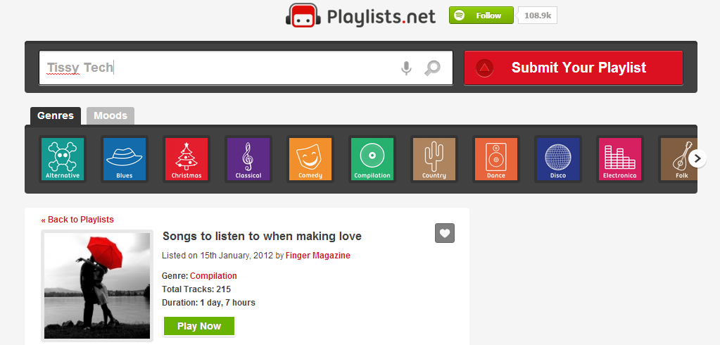 how to create a genius playlist on ios 11